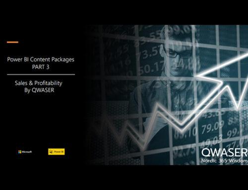 Få mere ud af din standard D365 Finance/SCM med Dashboards og Power Bi rapporter
